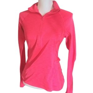 Under Armour Pink Long Sleeve Top XS